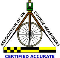 Association of UK Course Measurers Certified Accurate